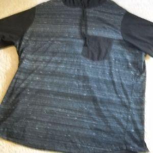 Men's Foundry Short Sleeve Hooded Shirt 2XLT